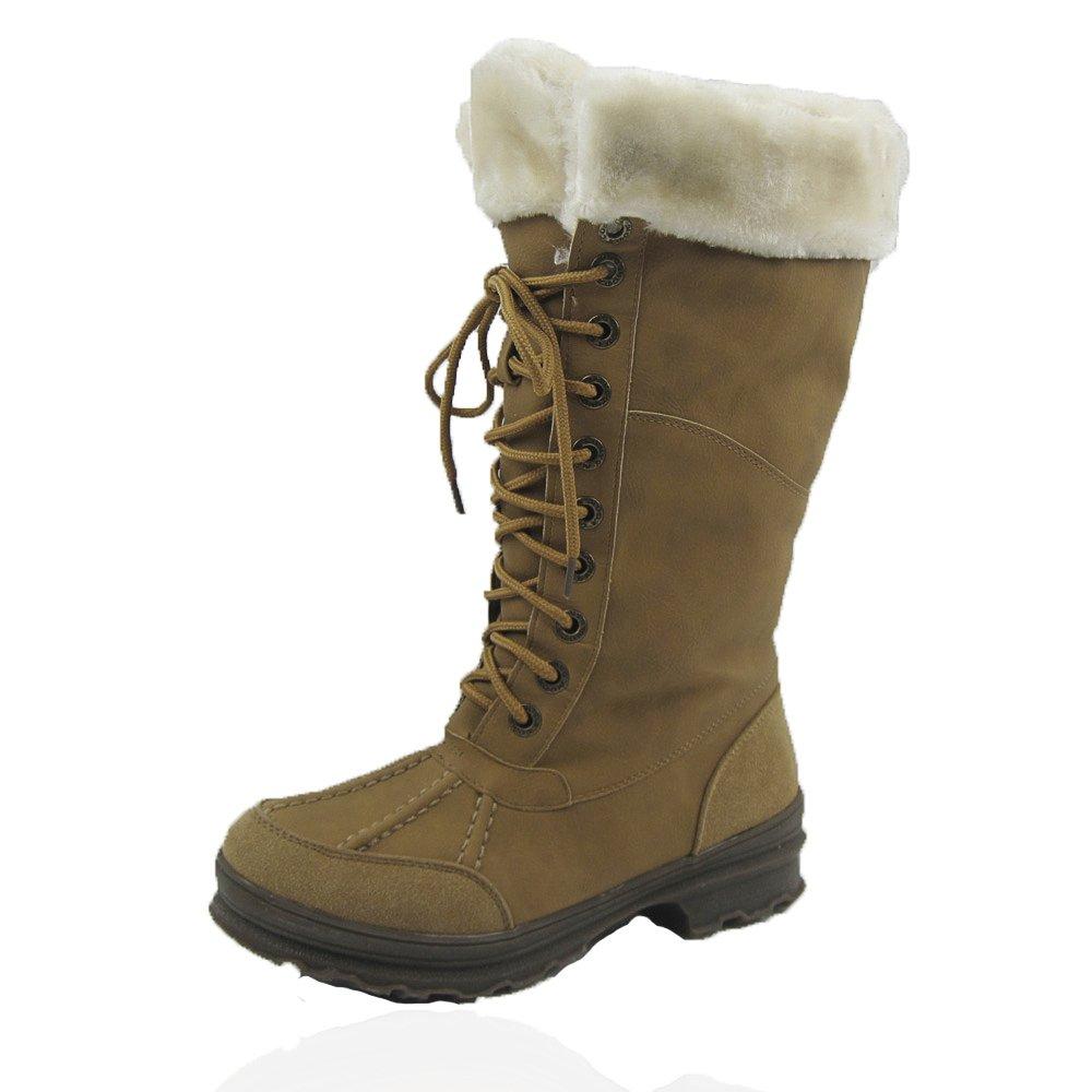 Women Winter Boots Comfy Moda Century Size 6-12