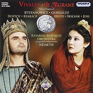 Vivaldi Antonio: Il Tigrane