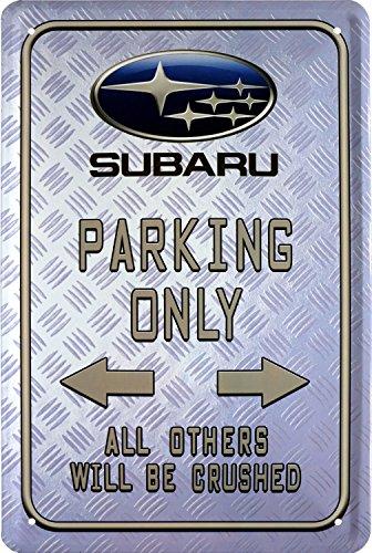 subaru-parking-only-car-auto-wandschild-blechschild-20-x-30-retro-blech-507