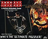 The Hunger Games Catching Fire Katniss Connect with Puzzle Building Game