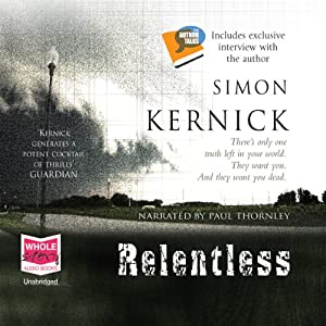 Relentless | [Simon Kernick]