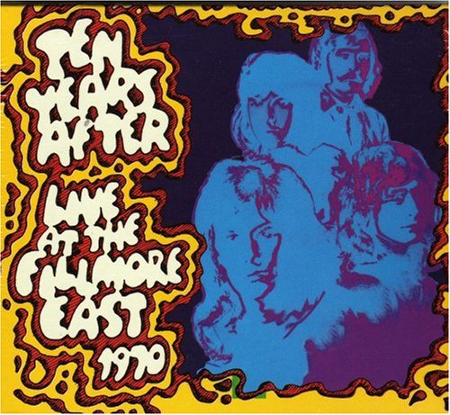 Ten Years After - Live At The Fillmore East (Disc-2) - Zortam Music