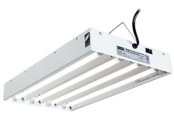 EnviroGro FLT24 2-Ft, 4-Tube Fixture, T5 Bulbs Included