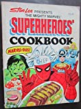 Stan Lee Presents The Mighty Marvel Superheroes' Cookbook (0671225596) by Gene Malis
