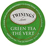 Twinings Green Tea, 24-Count K-Cup For Keurig Brewers