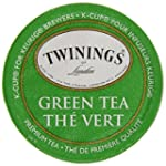 Twinings Green Tea, 24-Count K-Cup Fo...