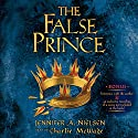 The False Prince Audiobook by Jennifer A. Nielsen Narrated by Charlie McWade