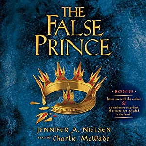 The False Prince Hörbuch