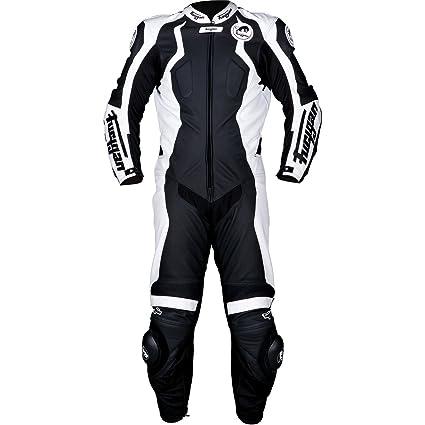 Furygan frs-prime Moto en cuir pour homme 1pièce pour femme | Noir