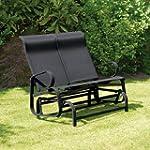 Suntime Havana Black Twin Glider Seat