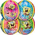 "SPONGEBOB ""ORBZ"" HAPPY BIRTHDAY PARTY BALLOONS Decorations Supplies NEW!!"