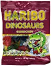 Haribo Dinosaurs Candy, 5-Ounce (Pack…