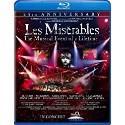 Les Miserables: The 25th Anniversary Concert [Blu-ray]