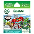 LeapFrog Explorer Game: Transformers Rescue Bots Race to the Rescue (for LeapPad and Leapster)