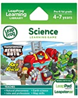 LeapFrog - Explorer - Learning Game - Transformers - Edition Anglaise (Import Royaume-Uni)