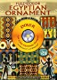 Full-Color Egyptian Ornament CD-ROM and Book (Dover Electronic Clip Art)