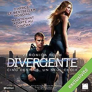 Divergente (Divergente 1) | Livre audio Auteur(s) : Veronica Roth Narrateur(s) : Marine Royer