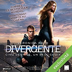Divergente (Divergente 1) | Livre audio