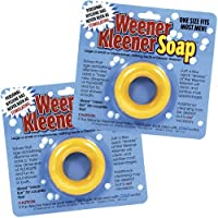 Weener Kleener Soap (Set of 2) Good Clean Fun Gag Gift Novelty
