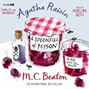 Agatha Raisin and a Spoonful of Poison | [M. C. Beaton]