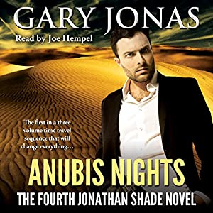 Anubis Nights Audiobook