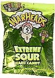 世界一酸っぱい飴 Warheads Extreme Sour Hard Candies エクストリームサワーキャンディー 2oz. [並行輸入品]