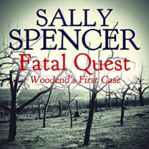 Fatal Quest: Woodend's First Case Audiobook