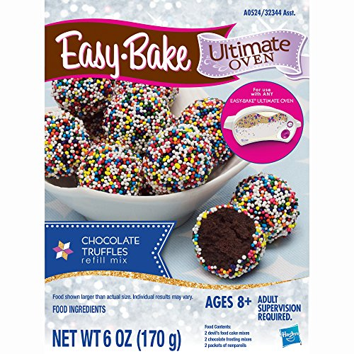 Easy-Bake Ultimate Oven Truffles Refill