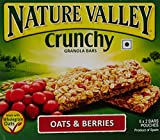 #6: Nature Valley Crunchy, Oats and Berries, 252g