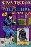 img - for Ms. Tree's Thrilling Detective Adventures (Comic) Feb. 1983 No. 1 (1) book / textbook / text book