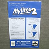 "Mylites 2 Mil Comic Book Standard Size 7 1/4"" x 10 1/2"" Plus 1-1/2"" Flap Pack of 50"