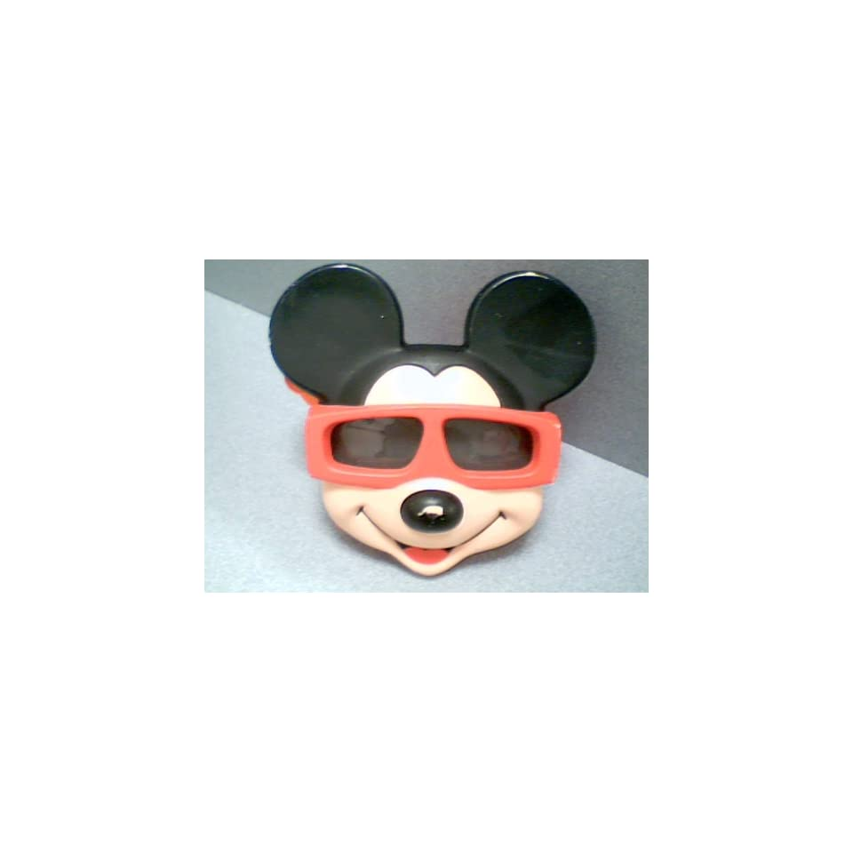1989 View Master Ideal Group, Inc. A Subsidiary Of Tyco Toys, Inc. Tyco View Master Ideal Walt Disney Mickey Mouse 3D View Master Viewer (1989 Version)
