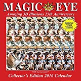 img - for Magic Eye 2016 Wall Calendar book / textbook / text book