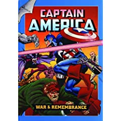 Captain America: War &amp; Remembrance by Roger Stern,&#32;John Byrne,&#32;Don Perlin and Roger McKenzie