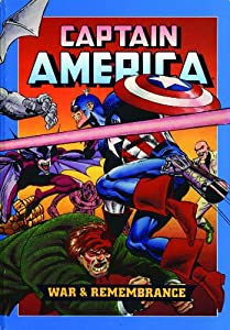 Captain America: War & Remembrance by Roger Stern, John Byrne, Don Perlin and Roger McKenzie