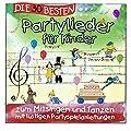 Die 30 besten Partylieder f�r Kinder - zum Mitsingen und Tanzen