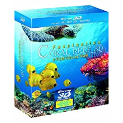 Fascination Coral Reef 3d Boxset [Blu-ray]