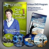 Quit With Nancy Tobacco Cessation Program DVD Set
