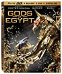 Gods Of Egypt [Bluray 3D + Bluray + D...