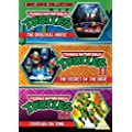 Teenage Mutant Ninja Turtles - The Movie Collection: 3DVD Set (Teenage Mutant Ninja Turtles/Secret Of The Ooze/Turtles In Time)