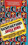Backstage Passes (0515113522) by Bowie, Angela