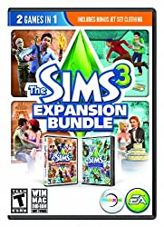 The Sims 3 - Expansion Bundle (PC)