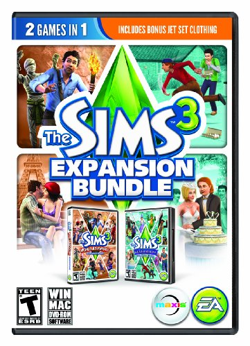 The Sims 3 Expansion Bundle - PC/Mac (The Sims 3 Seasons compare prices)