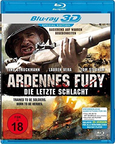 Ardennes Fury - Die letzte Schlacht [3D Blu-ray] [Special Edition]