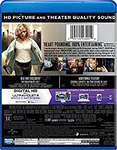 Lucy [Blu-ray] by Universal Studios Home Entertainment