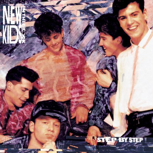 New Kids On The Block - Step by step (LP) - Zortam Music