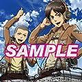 梶&下野「進撃の巨人」ラジオCDの録り下ろしゲストに石川由依