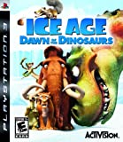 Ice Age: Dawn of the Dinosaur Sony PS3 Game
