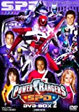 POWER RANGERS S.P.D. DVD-BOX 2<完>【DVD】