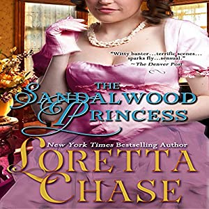 The Sandalwood Princess | [Loretta Chase]